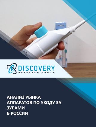 Анализ рынка аппаратов по уходу за зубами в России