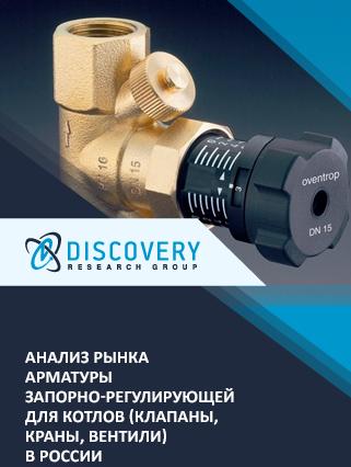 Маркетинговое исследование - Анализ рынка арматуры запорно-регулирующей для котлов (клапаны, краны, вентили) в России