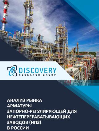 Маркетинговое исследование - Анализ рынка арматуры запорно-регулирующей для нефтеперерабатывающих заводов (НПЗ) в России