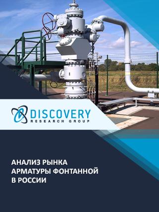 Маркетинговое исследование - Анализ рынка арматуры фонтанной в России
