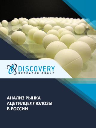 Маркетинговое исследование - Анализ рынка ацетилцеллюлозы в России
