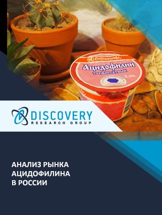 Анализ рынка ацидофилина в России