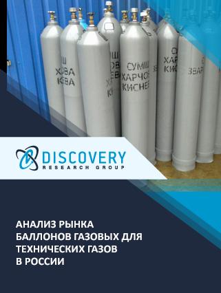 Маркетинговое исследование - Анализ рынка баллонов газовых для технических газов в России