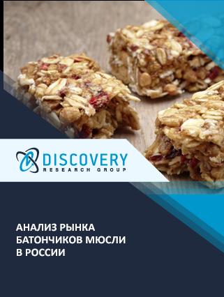 Маркетинговое исследование - Анализ рынка батончиков мюсли в России (с базой импорта-экспорта)