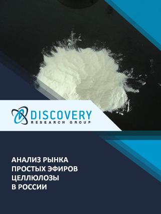 Анализ рынка простых эфиров целлюлозы в России (с базой импорта-экспорта)