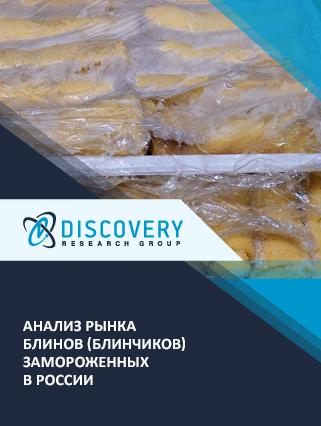 Маркетинговое исследование - Анализ рынка блинов (блинчиков) замороженных в России