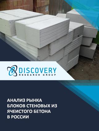 Маркетинговое исследование - Анализ рынка блоков стеновых из ячеистого бетона в России