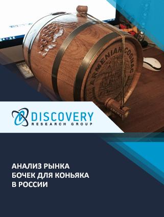 Анализ рынка бочек для коньяка в России