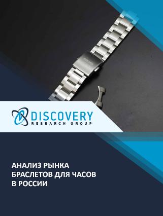 Анализ рынка браслетов для часов в России