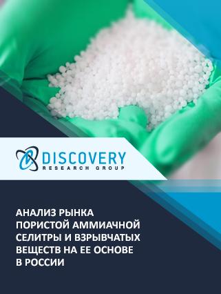 Маркетинговое исследование - Анализ рынка пористой аммиачной селитры и взрывчатых веществ на ее основе в России