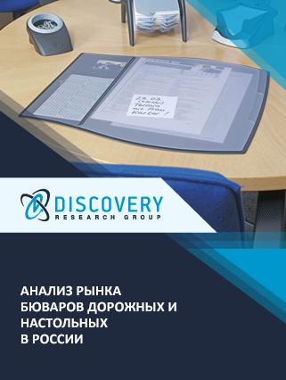 Анализ рынка бюваров дорожных и настольных в России