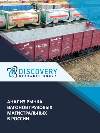 Анализ рынка вагонов грузовых магистральных в России