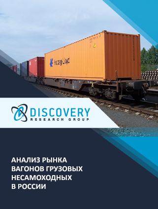 Анализ рынка вагонов грузовых несамоходных в России