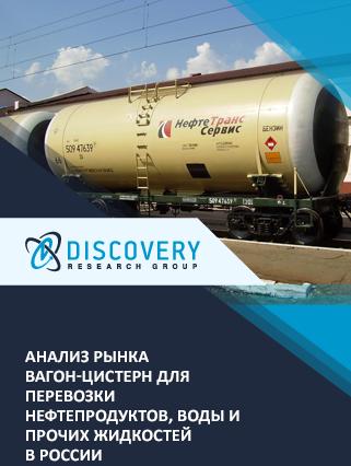 Маркетинговое исследование - Анализ рынка вагон-цистерн для перевозки нефтепродуктов, воды и прочих жидкостей в России