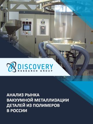 Маркетинговое исследование - Анализ рынка вакуумной металлизации деталей из полимеров в России