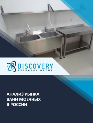 Маркетинговое исследование - Анализ рынка ванн моечных в России