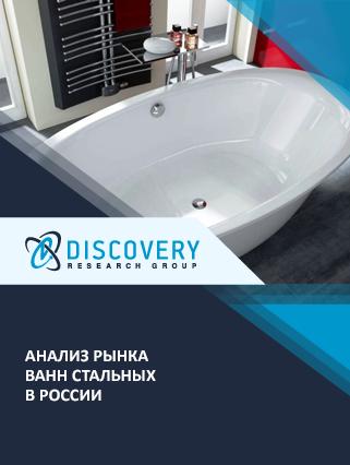 Маркетинговое исследование - Анализ рынка ванн стальных в России