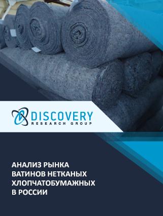 Маркетинговое исследование - Анализ рынка ватинов нетканых хлопчатобумажных в России