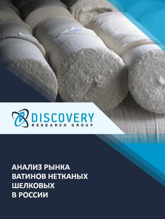 Маркетинговое исследование - Анализ рынка ватинов нетканых шелковых в России