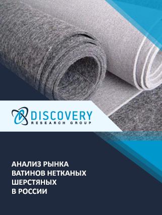 Маркетинговое исследование - Анализ рынка ватинов нетканых шерстяных в России