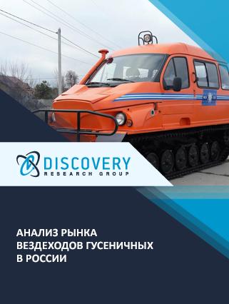 Маркетинговое исследование - Анализ рынка вездеходов гусеничных в России