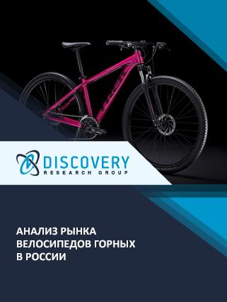 Маркетинговое исследование - Анализ рынка велосипедов горных в России