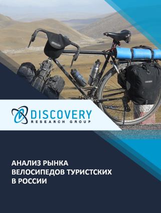 Маркетинговое исследование - Анализ рынка велосипедов туристских в России
