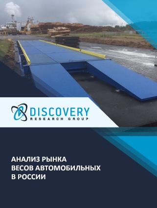 Анализ рынка весов автомобильных в России