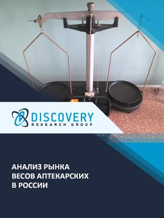 Анализ рынка весов аптекарских в России