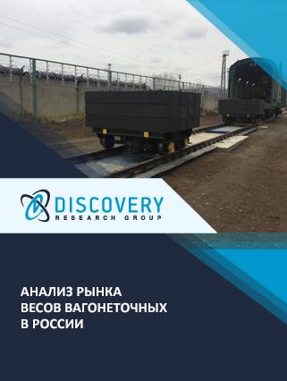 Анализ рынка весов вагонеточных в России