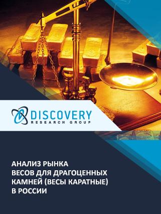 Анализ рынка весов для драгоценных камней (весы каратные) в России