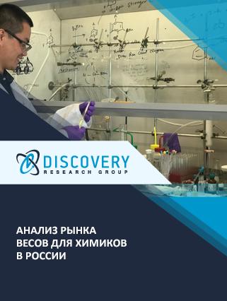 Анализ рынка весов для химиков в России