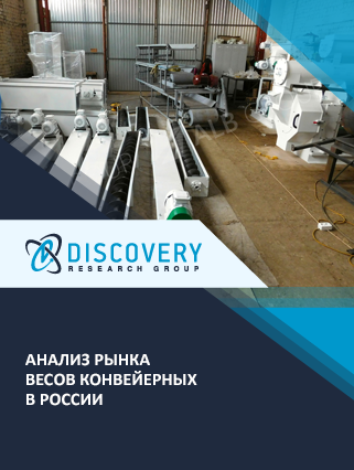 Анализ рынка весов конвейерных в России (с базой импорта-экспорта)
