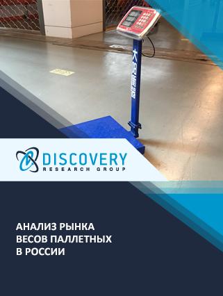 Анализ рынка весов паллетных в России