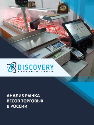 Анализ рынка весов торговых в России