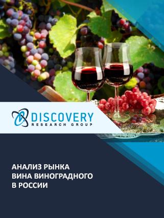 Маркетинговое исследование - Анализ рынка вина виноградного в России