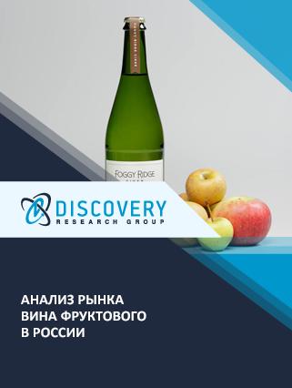 Анализ рынка вина фруктового в России