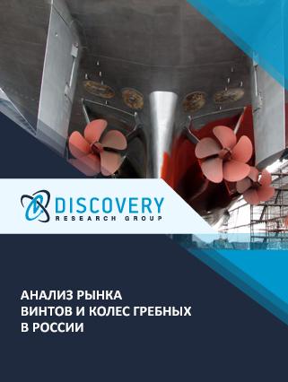 Маркетинговое исследование - Анализ рынка винтов и колес гребных в России
