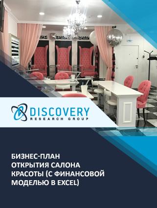 Бизнес-план открытия салона красоты (с финансовой моделью в Excel)