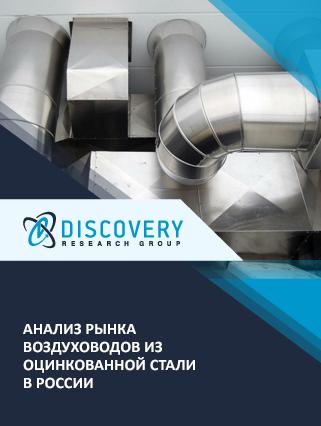 Маркетинговое исследование - Анализ рынка воздуховодов из оцинкованной стали в России
