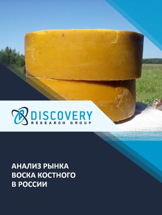 Маркетинговое исследование - Анализ рынка воска костного в России
