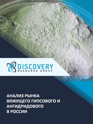 Маркетинговое исследование - Анализ рынка вяжущего гипсового и ангидридового в России
