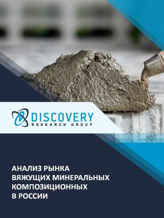 Анализ рынка вяжущих минеральных композиционных в России
