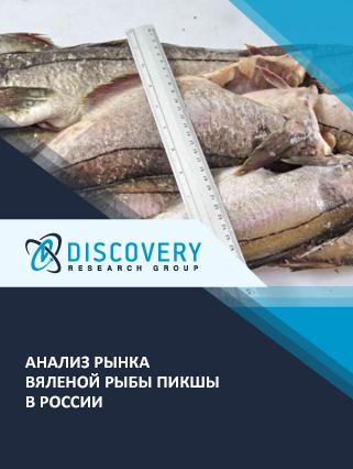Маркетинговое исследование - Анализ рынка вяленой рыбы пикшы в России