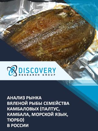 Маркетинговое исследование - Анализ рынка вяленой рыбы семейства камбаловых (палтус, камбала, морской язык, тюрбо) в России