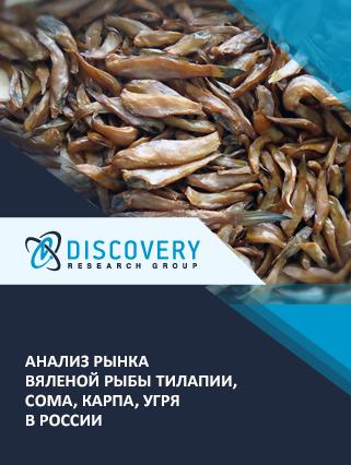 Маркетинговое исследование - Анализ рынка вяленой рыбы тилапии, сома, карпа, угря в России