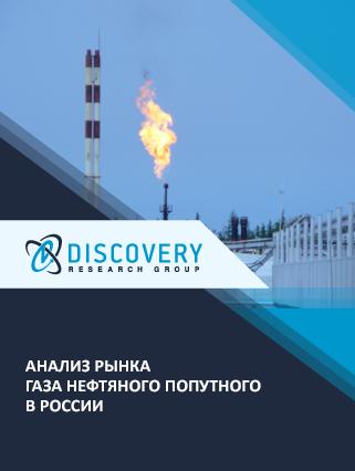 Маркетинговое исследование - Анализ рынка газа нефтяного попутного в России