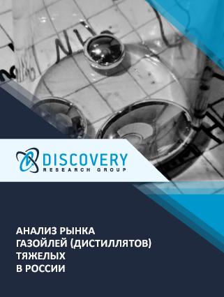 Маркетинговое исследование - Анализ рынка газойлей (дистиллятов) тяжелых в России