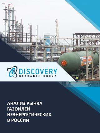 Маркетинговое исследование - Анализ рынка газойлей неэнергетических в России