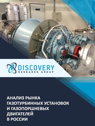 Анализ рынка газотурбинных установок и газопоршневых двигателей в России